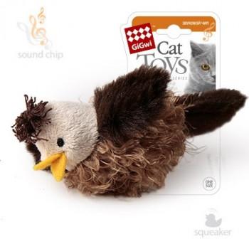 GiGwi 75223 Птичка со звуковым чипом
