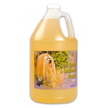 1 All Systems / Олл Системс Super Cleaning&Conditioning Shampoo шампунь суперочищающий 3,78 л