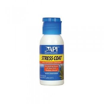 API / АПИ Стресс Коат - Кондиционер для декоративных рыб и воды Stress Coat, 30 ml