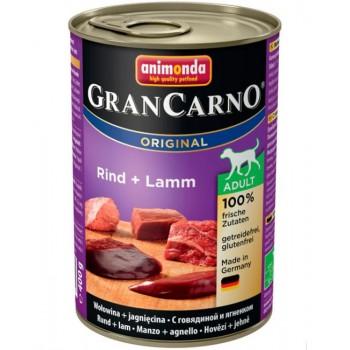 Animonda Cran Carno Original Adult конс. 400г - с говядиной и ягненком для взрослых собак 82733