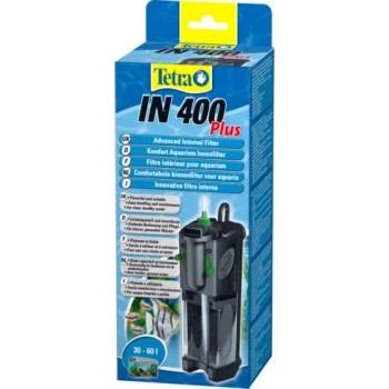 Tetra / Тетра IN 400 Plus внутренний фильтр для аквариумов до 60 л