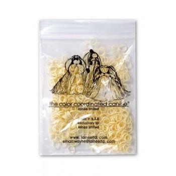 Lainee / Лайни резинки упаковочные белые 1/8 уп.