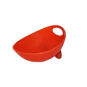 Ziver / Зивер 413 Миска дизайнерская , M, 700мл, оранжевый