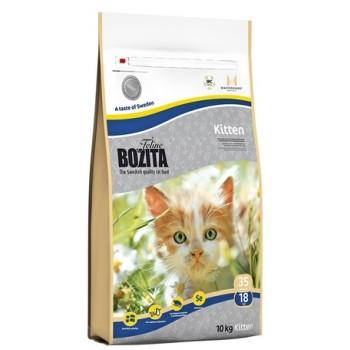 Bozita / Бозита Funktion Kitten сух.корм д/котят и Беремнных кошек 10кг