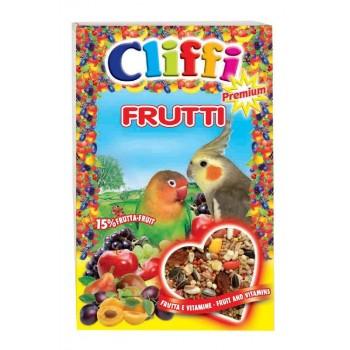 Cliffi / Клиффи Для попугаев фруктами орехами PCOA003