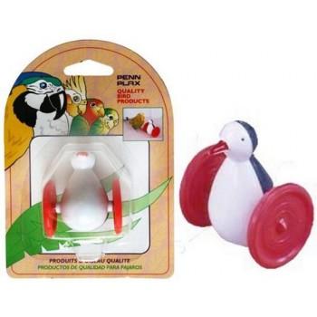 Penn-Plax / Пен-Плакс Игрушка для птиц Пингвин на колесах (1х12) ВА508
