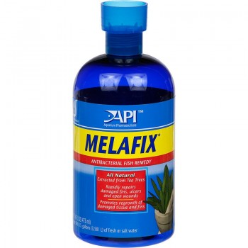 API / АПИ Мелафикс - для морских рыб, 480мл Melafix Marine, 16oz, 480ml
