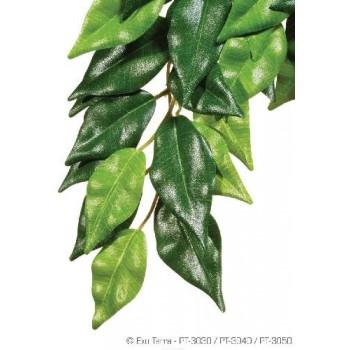 Hagen / Хаген Тропическое растение Jungle Plants пластиковое, Фикус, среднее,55х25см