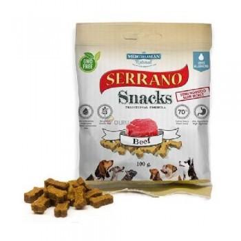 Serrano / Серрано Snacks Лакомство для Собак снеки из Говядины 100 гр