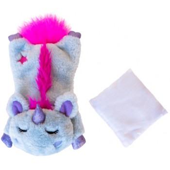 Petstages / Петстейджес игрушка-грелка для собак Единорожик