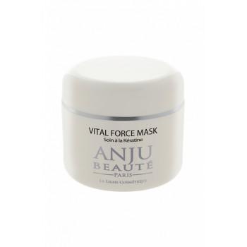 Anju Beaute Маска Кератиновая для восстановления и увлажнения поврежденной шерсти (Vital Force Masque) AN640