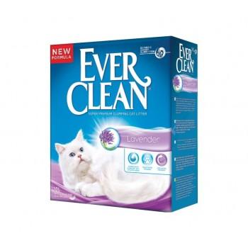 Ever Clean Lavander Наполнитель д/кошек с ароматом Лаванды 6кг