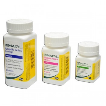 Римадил (Зоэтис) 100 мг 20 табл.