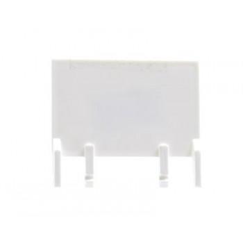 Benelux / Бенелюкс Пластиковая дверца для птичьей клетки 7*5.5 см 14330