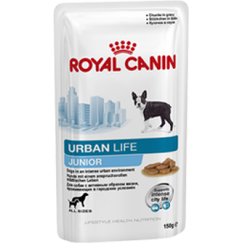 Royal Canin / Роял Канин Урбан лайф Юниор соус, 150 гр