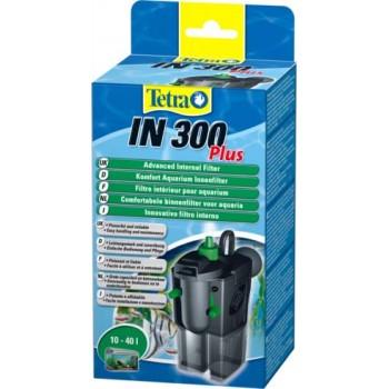 Tetra / Тетра IN 300 Plus внутренний фильтр для аквариумов до 40 л