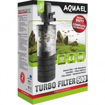 Aquael / Акваэль Турбо Фильтр 500 тройной очистки произв. до 500л\час, 150л/16