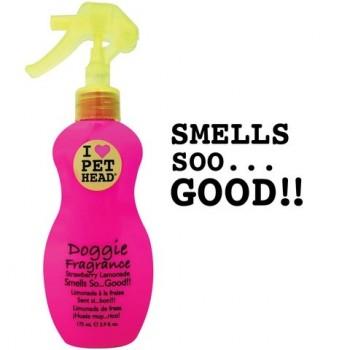 "Pet Head Аромат для собак ""Клубничный Лимонад"" на 24 часа (DOGGIE FRAGRANCE Smells So...Good!)"