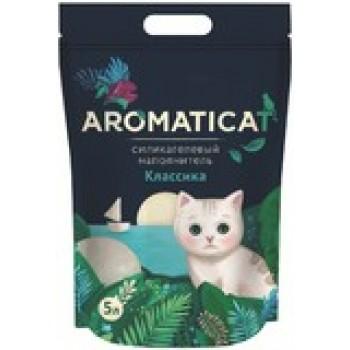 """AromatiCat / АроматиКэт Силикагелевый наполнитель """"AromatiCat"""" 5л. Классика"""
