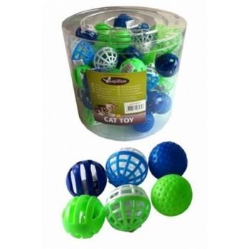 "Papillon / Папиллон Игрушка для кошек ""Мяч"", пластик, 4см"
