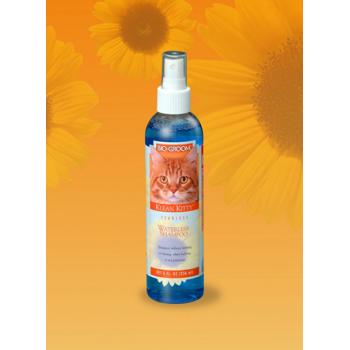 Bio-Groom / Био Грум Klean Kitty Waterless шампунь для кошек без смывания 237 мл