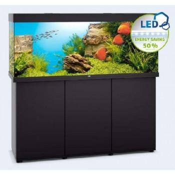 Juwel / Ювель RIO 450 LED аквариум 450л черный (Black) 151х51х66см 2х31W Фильтр Bioflow XL, Нагр300W