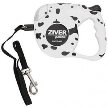 Ziver / Зивер 405 Поводок с фонариком д/собак до 10кг, 5м