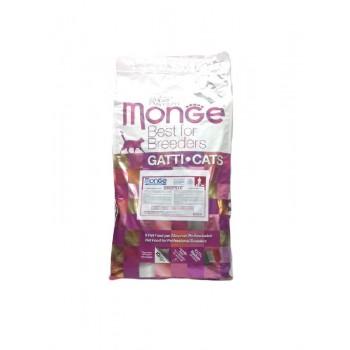 Monge / Монж Cat Sensitive корм для кошек с чувствительным пищеварением 10 кг
