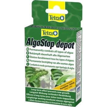 Tetra / Тетра AlgoStop Depot средство против водорослей длительного действия 12 таб.