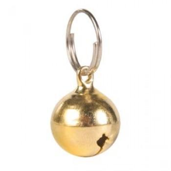 "Trixie / Трикси Медальон-бубенчик д/кошек ""Золото"" 4160"