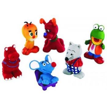 Nobby / Нобби Игрушка для собак Зверята-малыши 8-10см 79424