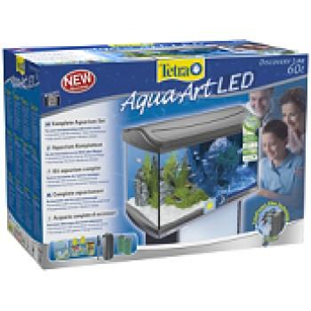 Tetra / Тетра AquaArt LED Tropical аквариумный комплекс 60 л с LED освещением