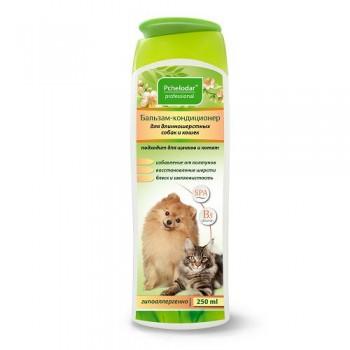 Пчелодар Бальзам-кондиционер для длинношерстных собак и кошек 250 мл