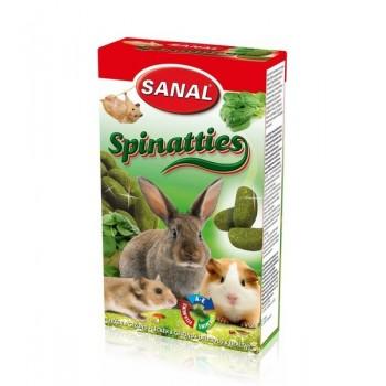 Sanal/Санал д/грызунов с наполнителем из Экстрактом шпината 45гр (7710)