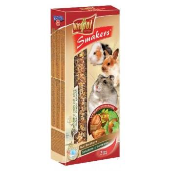 Vitapol / Витапол Smakers с орехами для грызунов