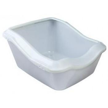 Trixie / Трикси 40371 Туалет для кошки 54х45,5х21 (29)см гранит