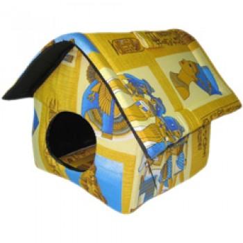 Usond Домик треугольная крыша мягкий с пропиткой ЛЖ-022 35*35*39