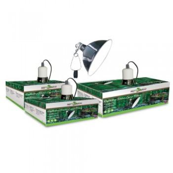 Repti-Zoo / Репти-Зоо RL04 светильник металлический для ламп 75w