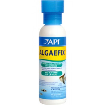 API / АПИ Альджефикс - Средство для борьбы с водорослями в аквариумах Algaefix, 118 ml