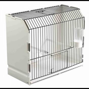 Benelux / Бенелюкс Клетка пластиковая для птиц 30 15 28 см 14721