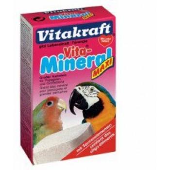 Vitakraft / Витакрафт Vita-Mimeral Maxi Камень минеральный для сред. и крупн. попугаев 150г