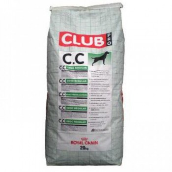 Royal Canin / Роял Канин Клуб C.C д/собак с нормальной активностью, 20 кг