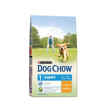 "Dog Chow / Дог Чоу ""Puppy"" сухой 800 гр для щенков до 1 года Курица"