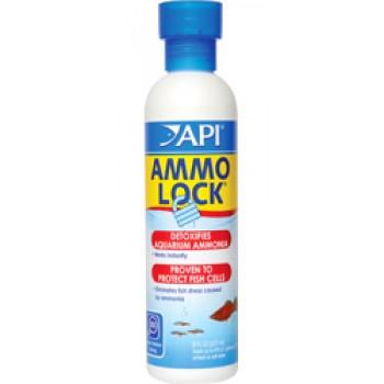 API / АПИ АммоЛок - Кондиционер для аквариумной воды Ammo-Lock, 237 ml