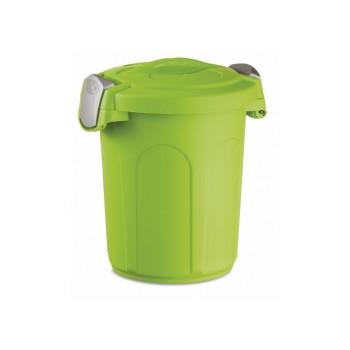 Stefanplast / Стефанпласт Контейнер Speedy 8 л для корма 24x27x31см, зеленый (70253)