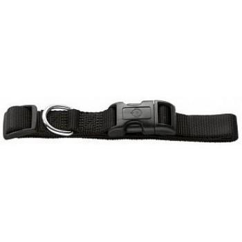 Hunter / Хантер Smart ошейник для собак Ecco S (30-45 см) нейлон черный