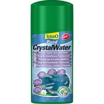 Tetra / Тетра Pond Crystal Water средство для очистки прудовой воды от мути 500 мл