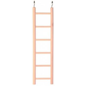 Trixie / Трикси Игрушка д/птиц Лестница деревянная 6шагов*28см 5813