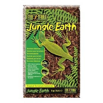 Hagen / Хаген грунт для террариума Jungle Earth 8,8 л