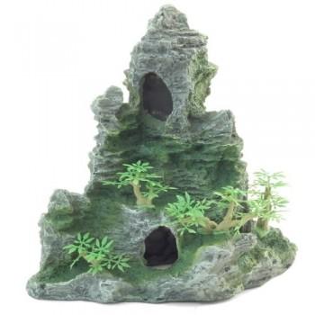 "Jebo / Джебо 004KD Грот ""Скала с пещерой"" 30*18*27,5см"